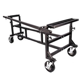 "Pageantry Innovations Pageantry IC-LG Universal Mallet Instrument Cart Large H 29""- 37.5"", W 57""- 102"""