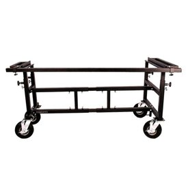 "Pageantry Innovations Pageantry IC-SM Universal Mallet Instrument Cart Small H 29""- 37.5"", W 40"" - 65"""