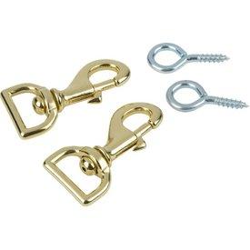 EVH EVH Strap Clasps w/ Eye Hooks