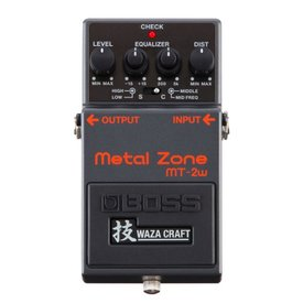 Boss Boss MT-2W Waza Metal Zone