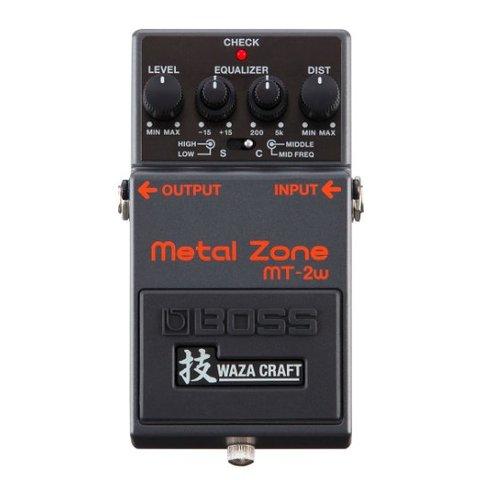 Boss MT-2W Waza Metal Zone