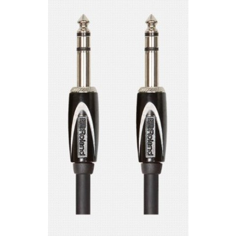 "Boss RCC-5-TRTR 5ft. Black Series 1/4"" Interconnect Cable"
