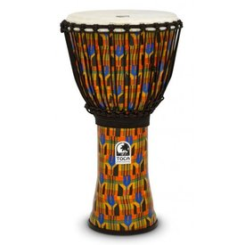 Toca Toca Freestyle Rope Tuned 12'' Djembe Kente