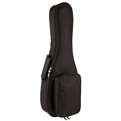 Lanikai Black Nylon Padded Baritone Ukulele Bag