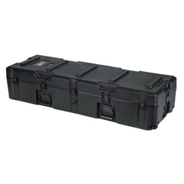 "Gator Gator GXR-5517-0803 ATA Roto-Molded Utility Case; 55"" x 17"" x 11"