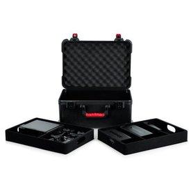 Gator Gator GTSA-MICW7 TSA ATA Case for (7) Wireless Mics & Accessories