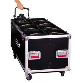 Gator Gator G-TOURPAR64-LED-8 ATA LED PAR 64 Transport Case