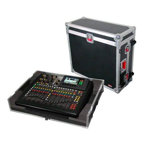 Gator G-TOUR X32CMPCTW Road case for Behringer X-32 Compact Mixer