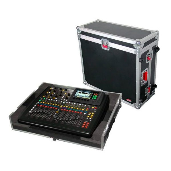 Gator Gator G-TOUR X32CMPCTW Road case for Behringer X-32 Compact Mixer