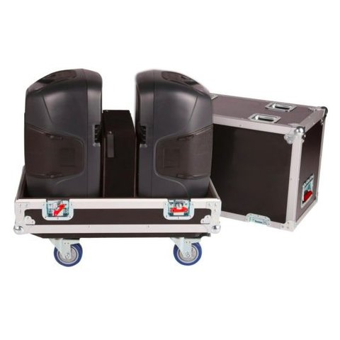"Gator G-TOUR SPKR-212 Tour Style Transporter for (2) 12"" speakers"