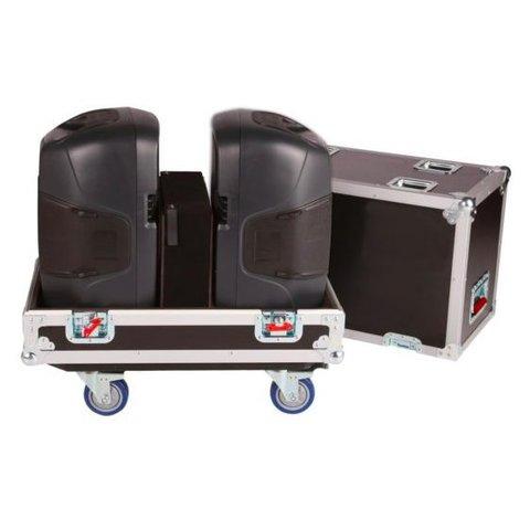 """Gator G-TOUR SPKR-212 Tour Style Transporter for (2) 12"""" speakers"""