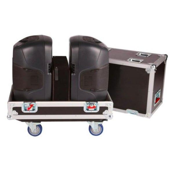 """Gator Gator G-TOUR SPKR-212 Tour Style Transporter for (2) 12"""" speakers"""