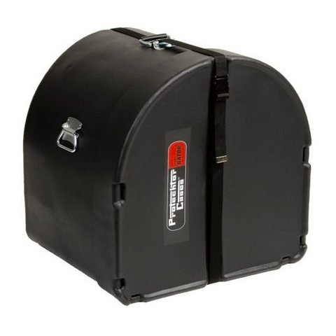 "Gator GP-PC2614MBD 26"" x 14"" Classic Series Marching Bass Drum Case"