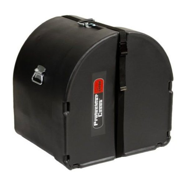 "Gator Gator GP-PC2614MBD 26"" x 14"" Classic Series Marching Bass Drum Case"