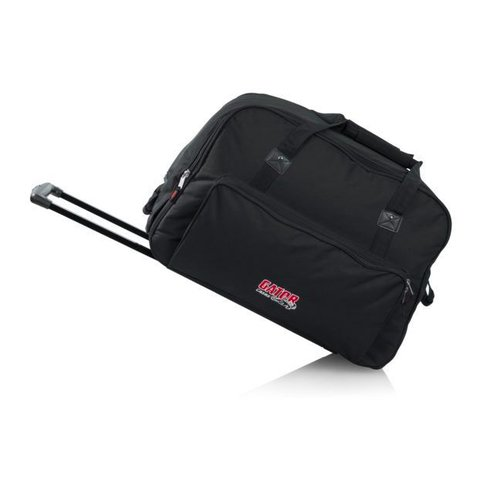 "Gator GPA-712SM Rolling speaker bag for small format 12"" speakers"