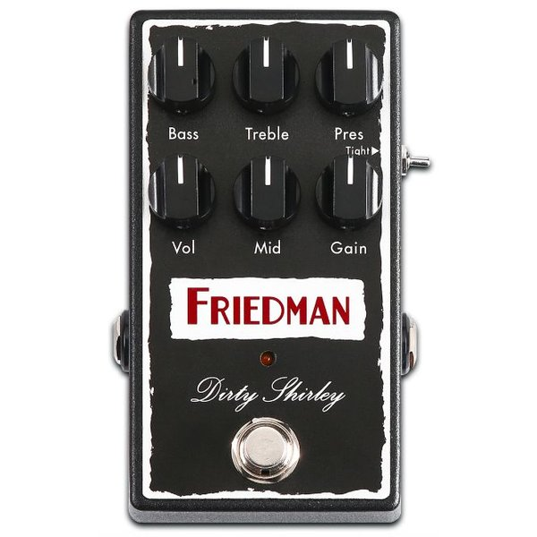 Friedman Friedman Dirty Shirley Overdrive Pedal