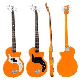 Orange Orange O Bass: 4 String Electric Bass Guitar In Orange Finish