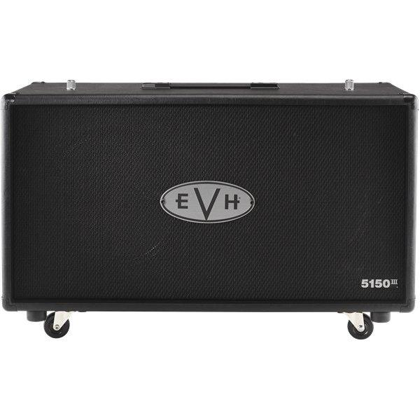 EVH 5150III 2X12 Cabinet, Black