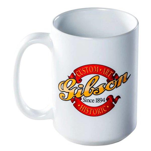 Gibson Gibson Custom Mug, 15oz