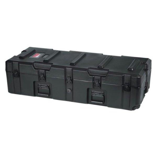 "Gator Gator GXR-4517-0803 ATA Roto-Molded Utility Case; 45"" x 17"" x 11"