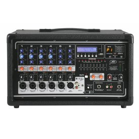 Peavey Peavey PVi 6500 400W 6-Channel Powered Mixer