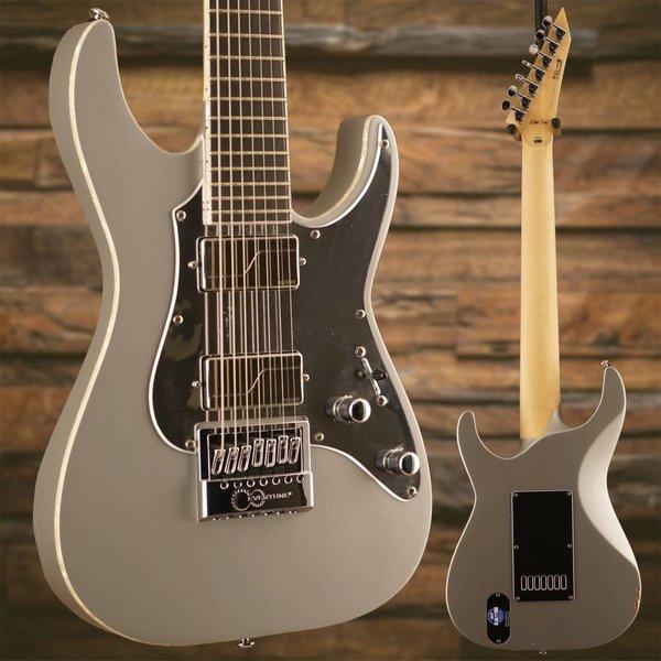 LTD ESP LTD KS-M-7 Ken Susi Signature Series 7-String Metallic Silver - Blemished