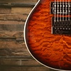 ESP LTD EC-1000 Evertune Dark Brown Sunburst Electric Guitar