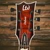 ESP LTD EC-1000 Evertune Dark Brown Sunburst Electric Guitar