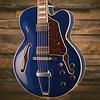 Ibanez AF Artcore 6str Electric Guitar  - Transparent Blue