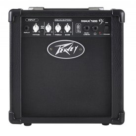 """Peavey Peavey MAX 126 1 X 6"""" 10W Bass Combo Amp"""