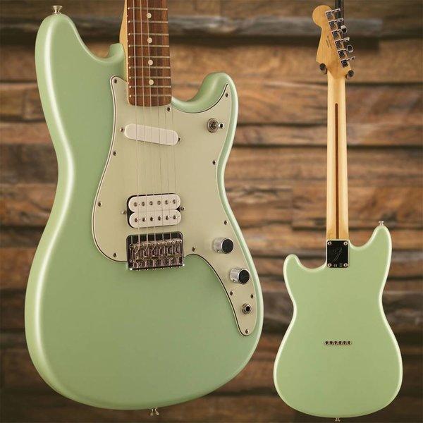 Fender Duo-Sonic HS, Pau Ferro Fingerboard, Surf Pearl