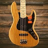 Limited Edition American Pro Jazz Bass Roasted Ash, Maple Fingerboard, Natural SN/18013232