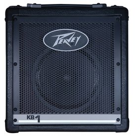 "Peavey Peavey KB 1 1 x 8"" 20W 2-Channel Keyboard Amplifier"