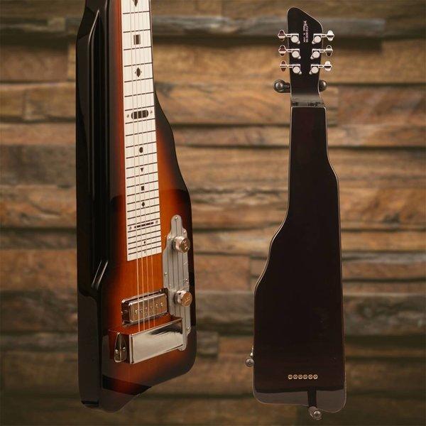 Gretsch Guitars Gretsch G5700 Electromatic Lap Steel, Tobacco