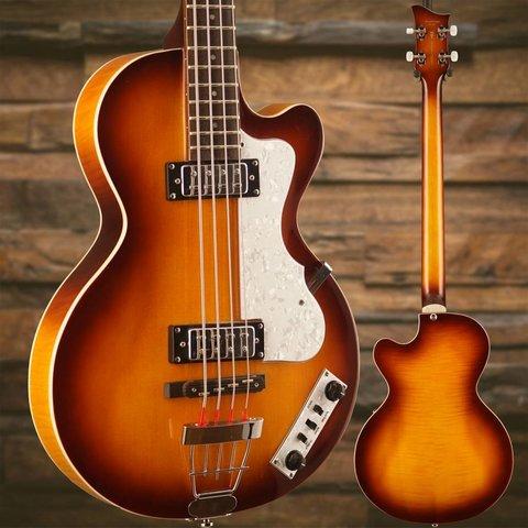 Hofner Ignition Club Bass w Hard Case - Used
