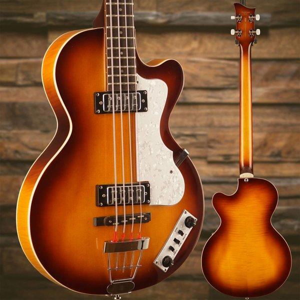 Hofner Hofner Ignition Club Bass w Hard Case - Used