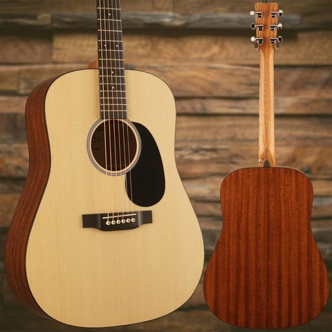 Martin DRS2 New Road Series w/ Hard Case