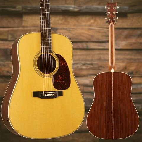 Martin D-28 (2017) Standard Series (Case Included) SN/2227125