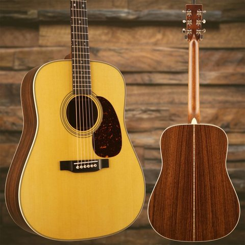 Martin D-28 (2017) Standard Series (Case Included) SN/2226961