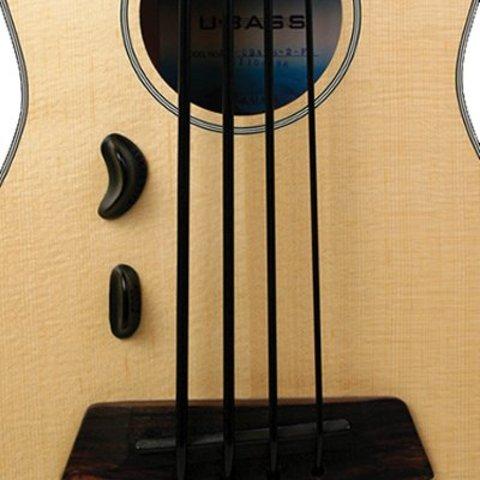 Kala THBRT-UBASS Stick-On Thumbrests for U-Bass