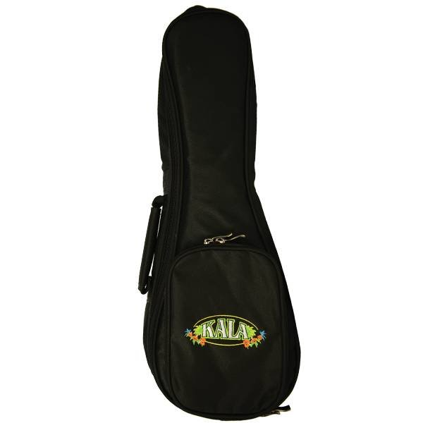 Kala Kala DUB-CK Concert Deluxe Heavy Padded Kala Logo Ukulele Bag