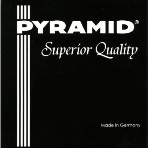 Kala PYR-SUB Pyramid Silver-Plated Copper Wound Ubass Strings On Nylon Silk