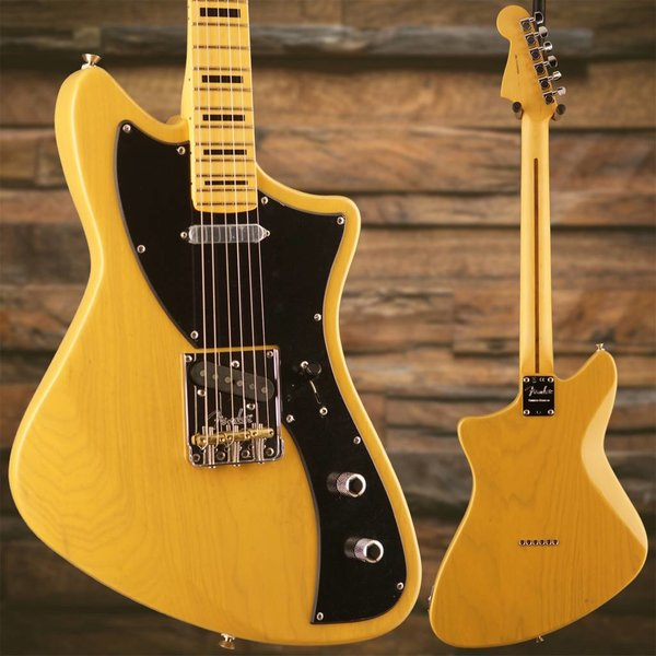 Fender Fender Limited Edition Meteora Maple Butterscotch Blonde