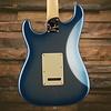 American Elite Stratocaster, Maple Fingerboard, Sky Burst Metallic S/N US18073650, 8lbs, 2oz