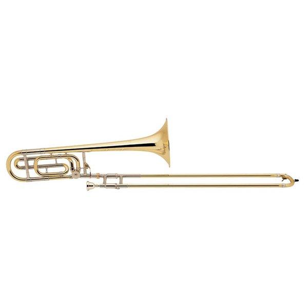 Bach Bach 36B Stradivarius Professional Tenor Trombone w/ F Rotor, Traditional Wrap