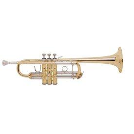 Bach Bach C180L239 Stradivarius Professional C Trumpet, Clear Lacquer