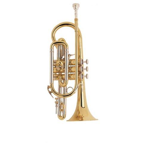 Bach 184ML Stradivarius Professional Cornet, Lacquer Finish