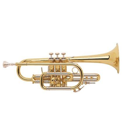 Bach 181ML Stradivarius Professional Cornet, Lacquer Finish