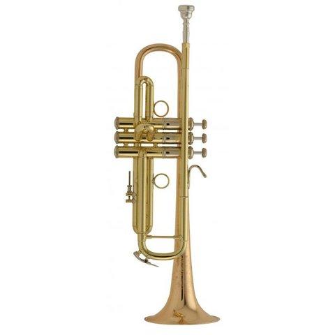 Bach LR19043B Stradivarius Professional Bb Trumpet, Lacquer Finish