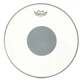 """Remo Remo Controlled Sound Coated Batter Head w/ Black Dot 14"""""""